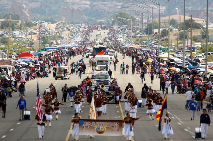 13. Visit the Navajo Nation Fair. I recommend checking it out in Window Rock or Tuba City.