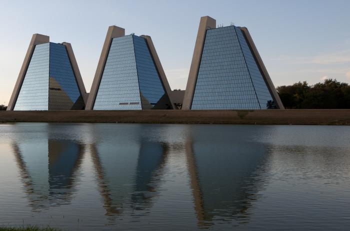 8. The Pyramids