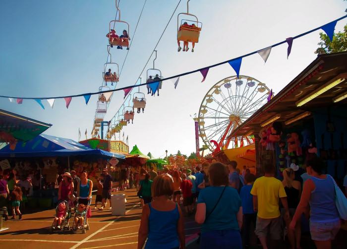 Oregon State Fair.