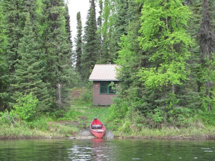 4. Nancy Lake State Recreation Area
