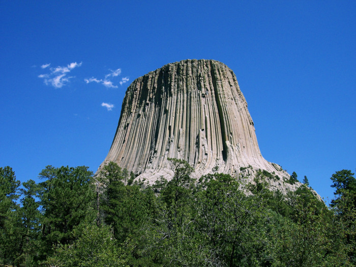 4. Devils Tower National Monument