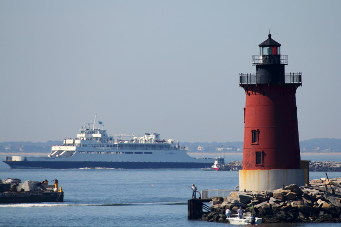 11. The Delaware Breakwater East End Lighthouse