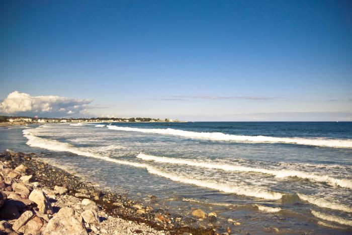 3. The Atlantic Ocean