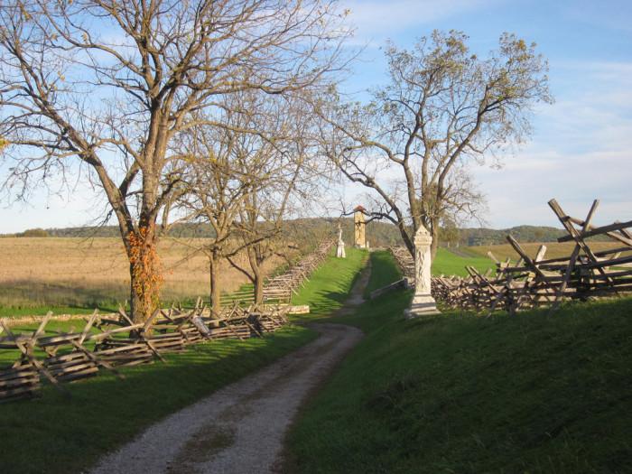 8. Antietam National Battlefield