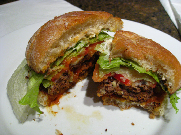 3. Buffalo (or Bison) burgers