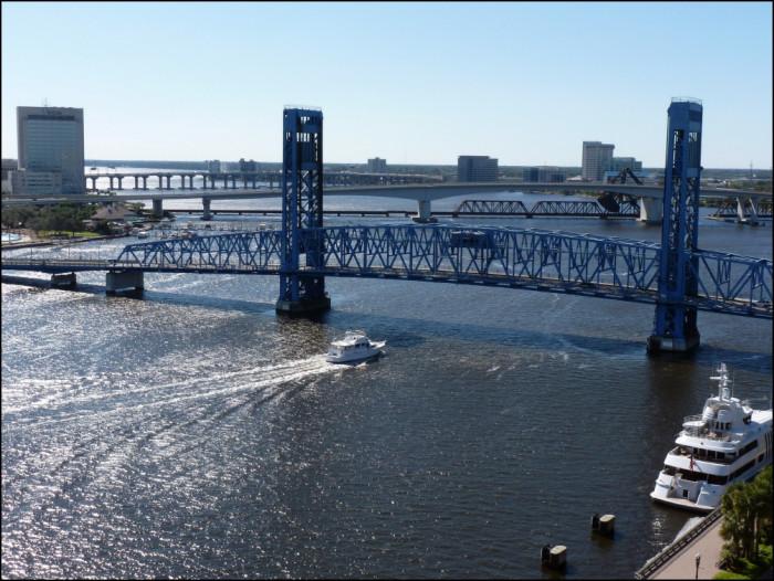 5. Jacksonville
