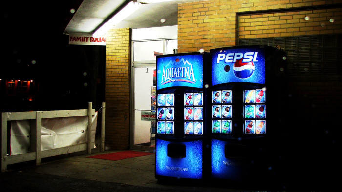 10. Laws in certain areas prevent us from punching vending machines that stole our money...