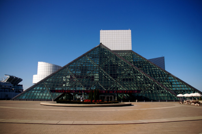 6. Rock N' Roll Hall of Fame