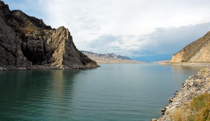 11. Shoshone River