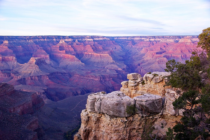 5. See our natural wonder, the Grand Canyon.