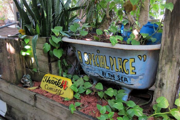 4. The Le Tub Saloon, Hollywood