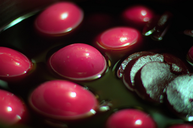 9. Red Beet Eggs