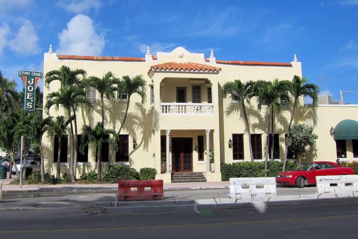 1. Joe's Stone Crab, Miami Beach