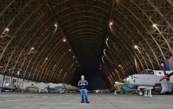 7. Tillamook Air Museum