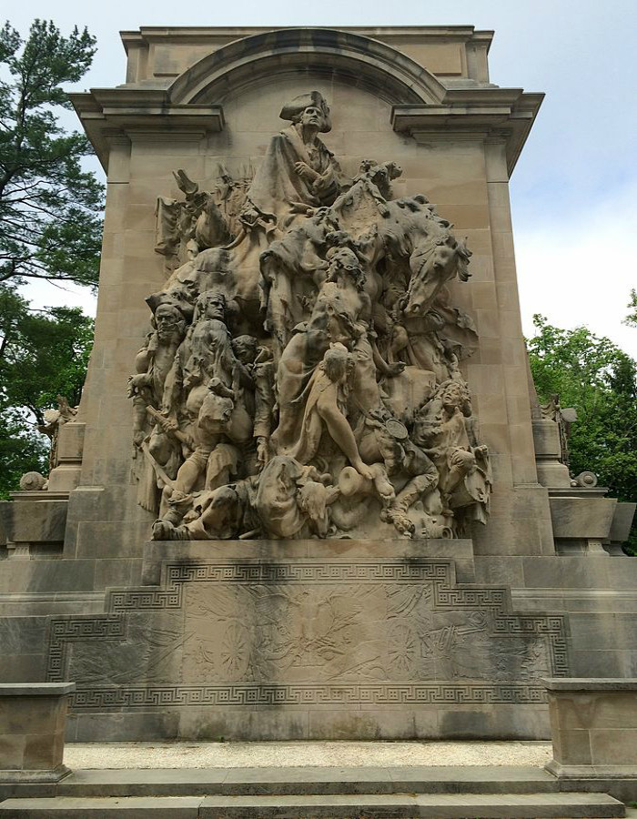 23. Battle of Princeton Monument, Princeton