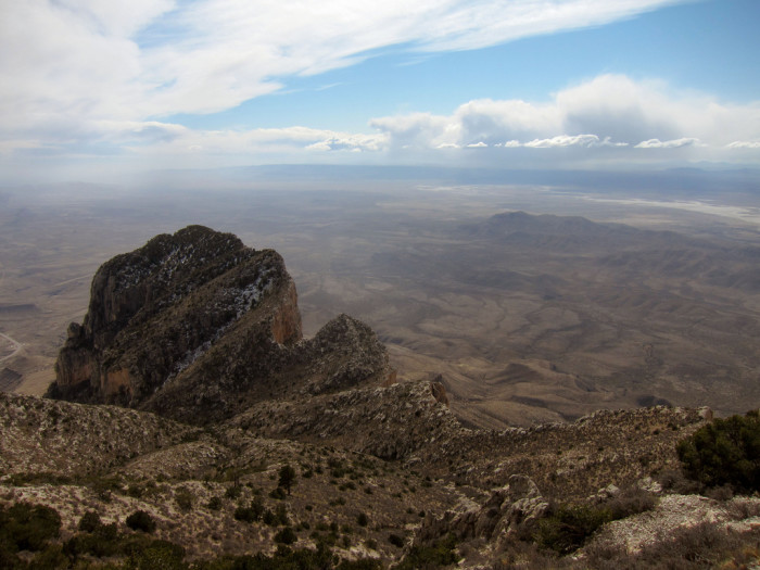 10. Hike the Guadalupe Mountains