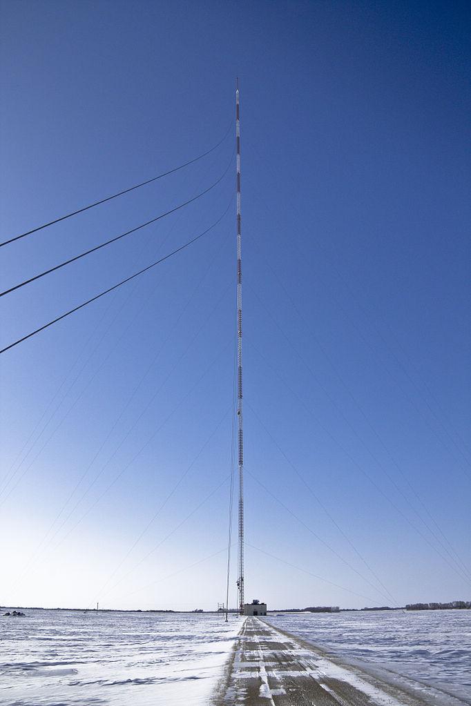 6. KVLY-TV Mast