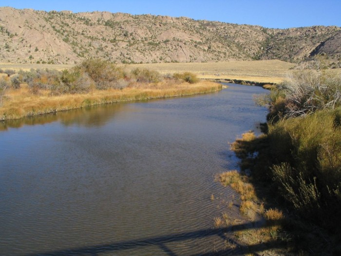4. Sweetwater River