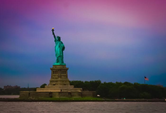 1. Statue of Liberty/Ellis Island