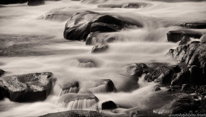 10. The calming effect of our rushing falls.