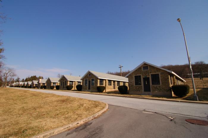 3. Fort Ritchie, Washington County