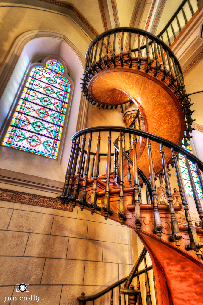 3. Staircase in the Loretto Chapel, Santa Fe