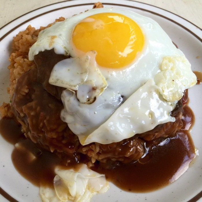 how to cook loco moco