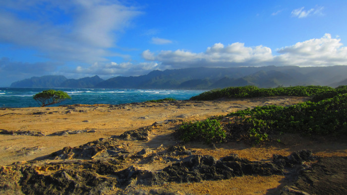 7) Laie Point State Wayside