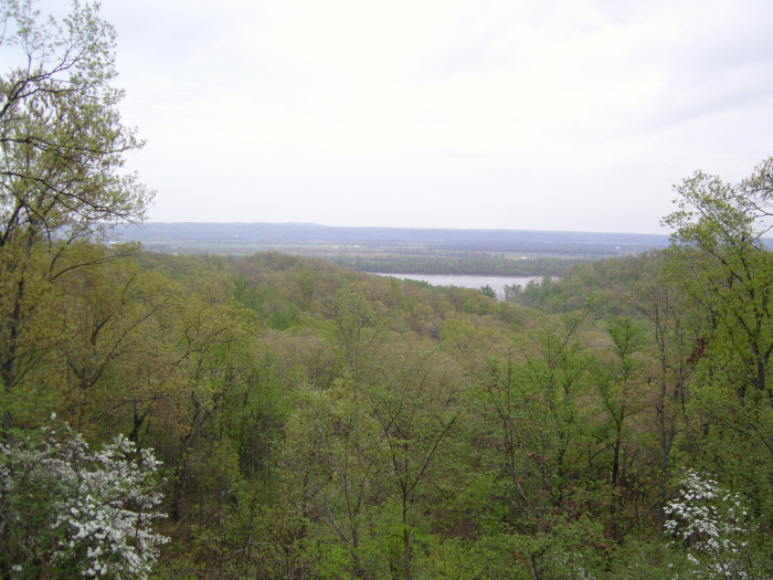 7. Trail of Tears State Park