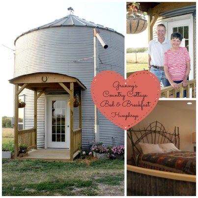7.Granny's Country Cottage Bed and Breakfast, Humphrey's