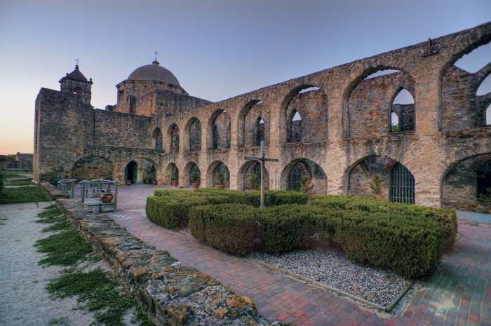 7. Another shot of Mission San Jose (San Antonio)