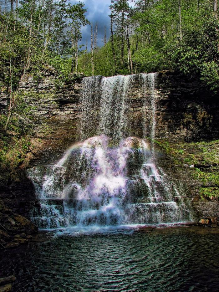 5. Cascade Falls