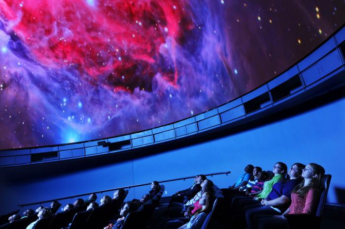 11. Planetarium