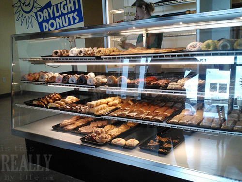 Daylight Donuts in Mitchell, SD.