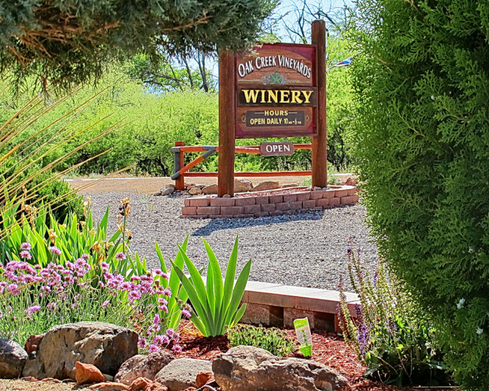 23. Check out one of Arizona's three popular wine trails: Sonoita, Verde Valley, or Willcox.