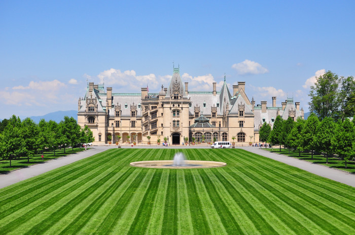 8. Biltmore Estate