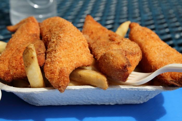 5. Fish & Chips