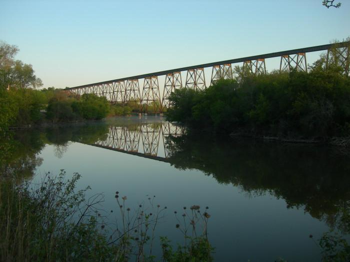 2. Hi-Line Railroad Bridge