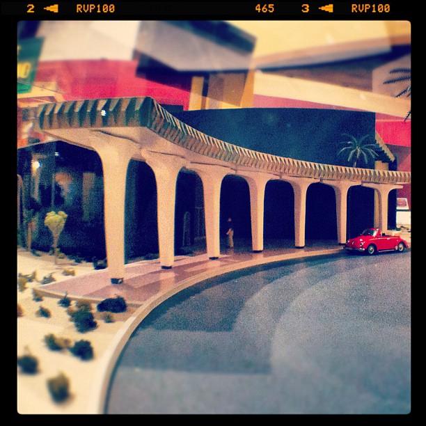 1. Catch a movie at the original Cine Capri.