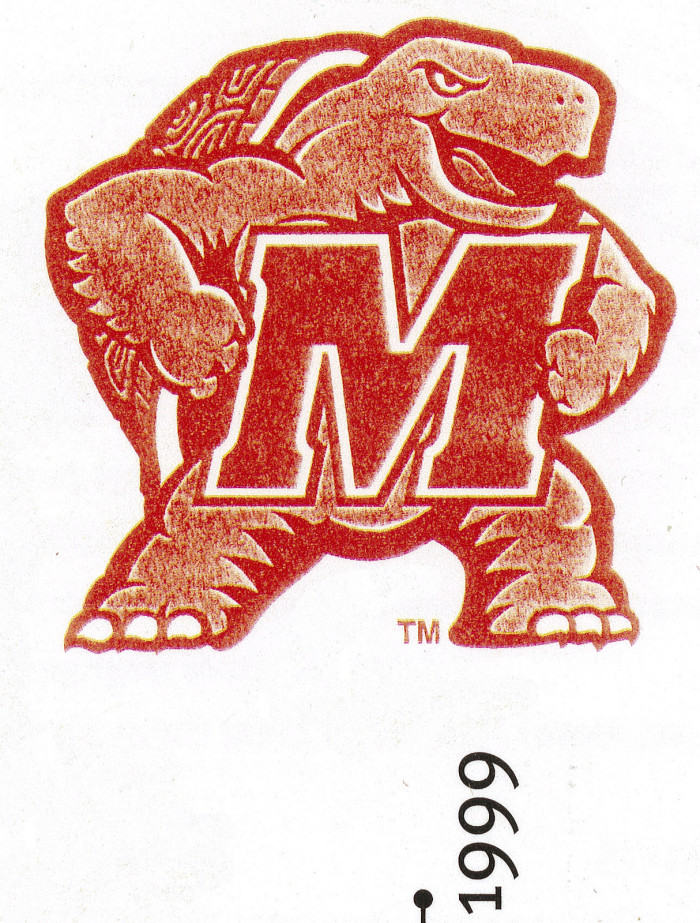 12. You didn't have to attend The University of Maryland to recognize Testudo the terrapin.