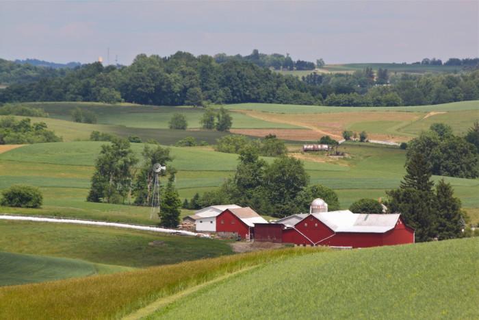 10. Farm in Charm, OH