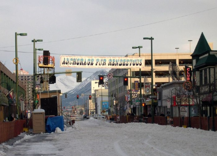 11. Who wouldn't recognize the yearly celebration of Fur Rondy in the streets of Anchorage?