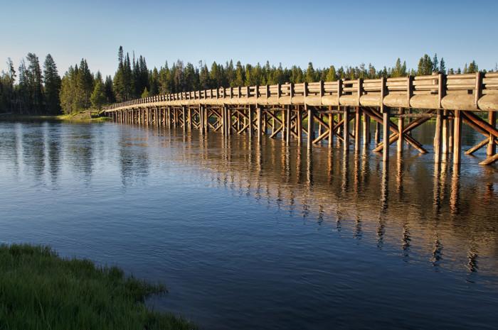 3. Fishing Bridge