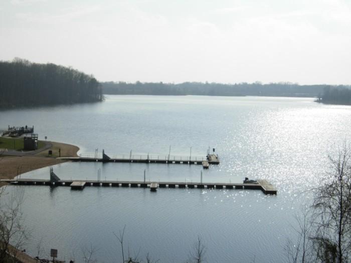 2. Little Seneca Lake, Montgomery County