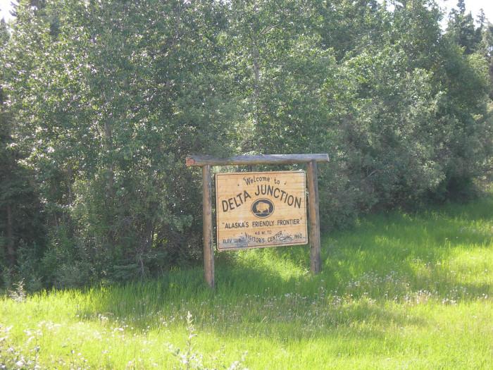 6. Delta Junction Area State Parks