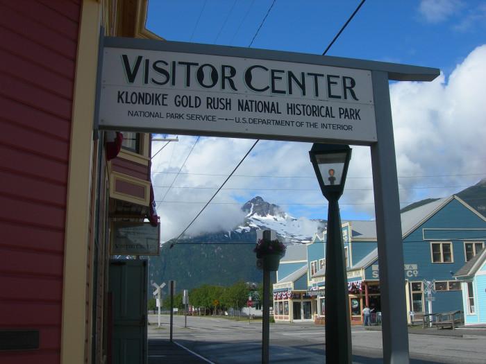 8. Klondike Gold Rush National Historic Park
