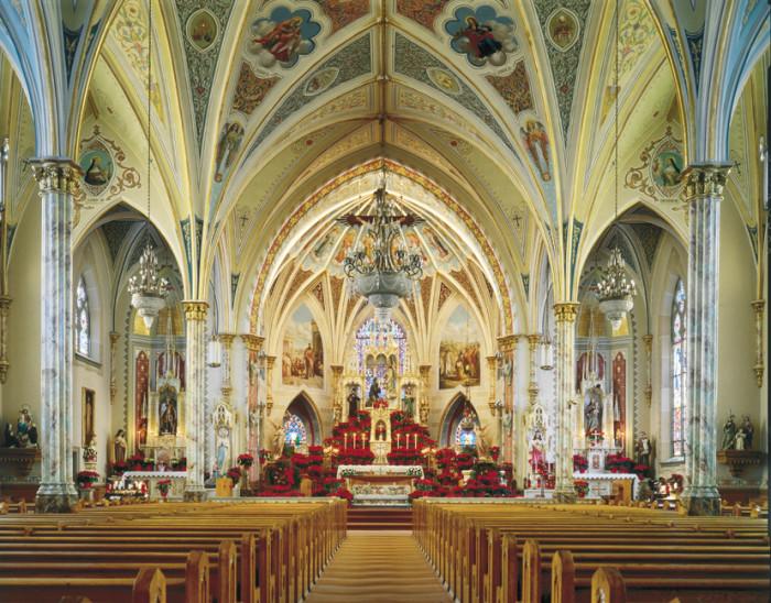 10. St. Stanislaus Kostka Church, Adams