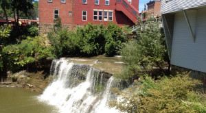 Everyone In Ohio Should Visit These Enchanting Urban Waterfalls