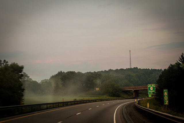 8. Road trips from one side of Pennsylvania to the other take forever...