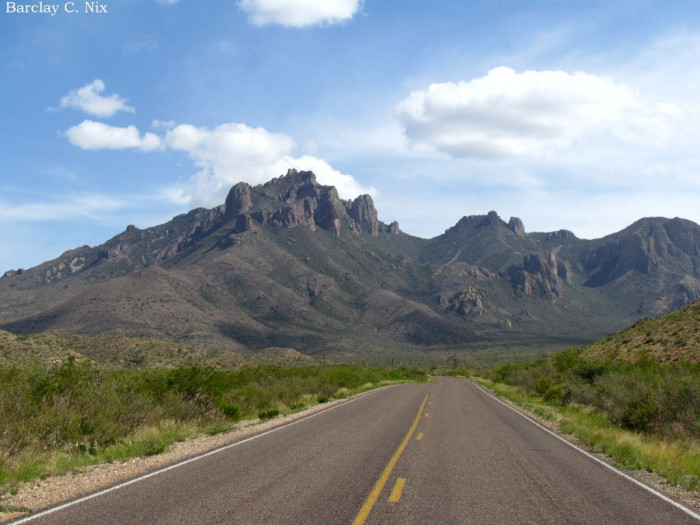 Imagine taking a road trip and seeing this view unfold before your eyes.